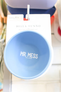Mr. Mess Silicone Bowl