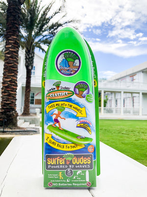 Surfer Dudes Water Toy - (4 colors)