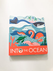 Into The Ocean Book