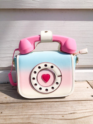Telephone Handbag