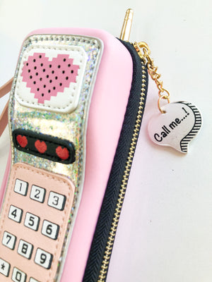 Retro Cellphone Handbag