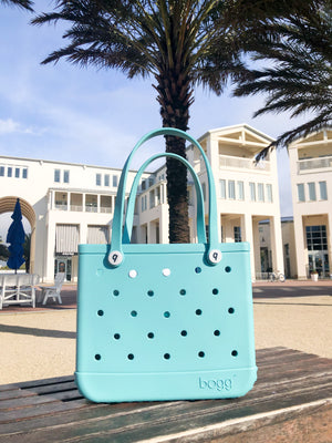 Turquoise Baby Bogg Bag (Limit 1 per person)