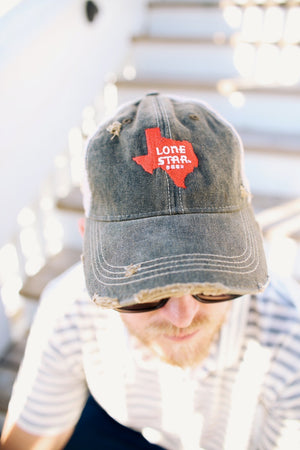 Lonestar Beer Cap