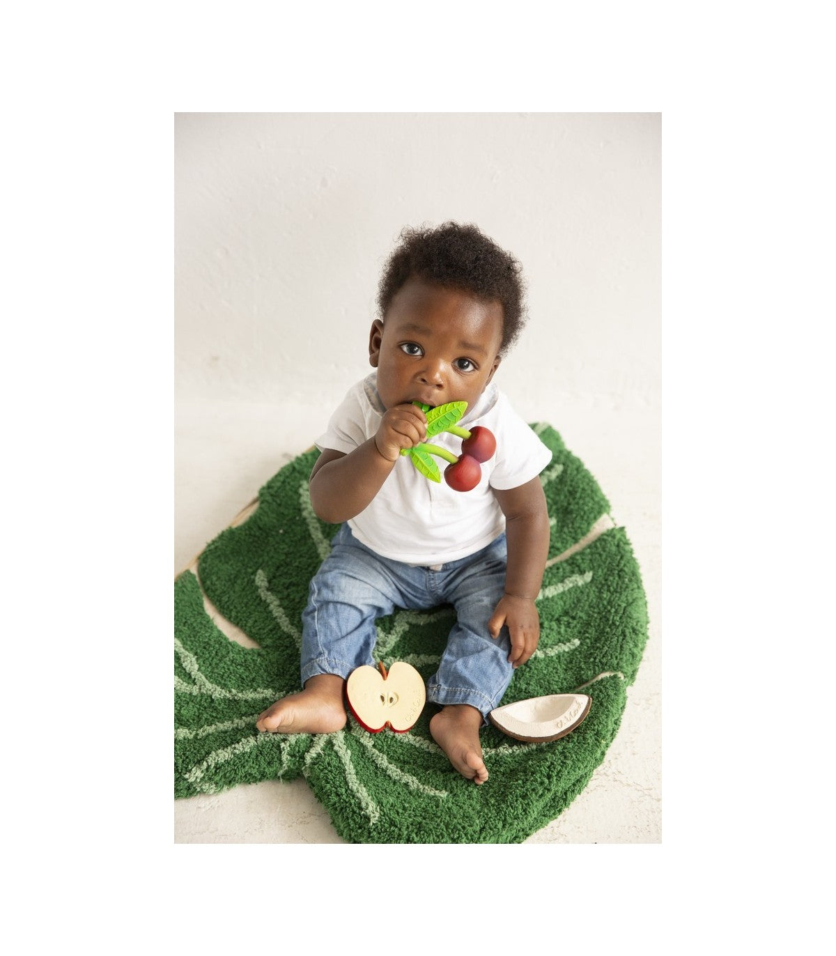 Natural Teether - Merry the Cherry