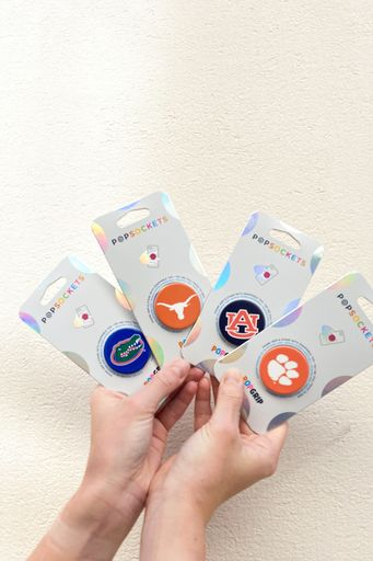 Collegiate Popsocket (multiple schools)