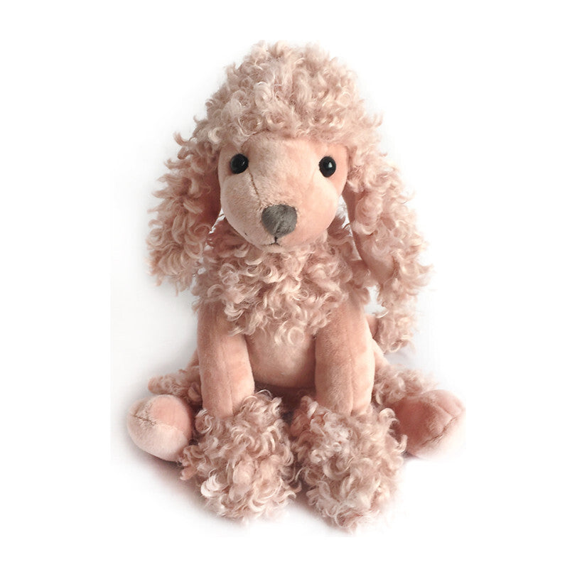 Paris Poodle Plush Toy