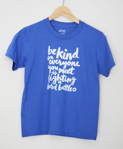 "Kids ""Be Kind"""