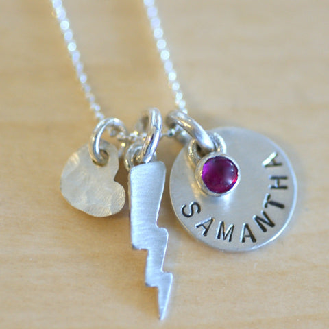 MAXLOVE + SWOON Charm Necklace