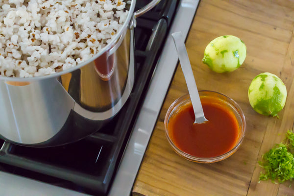 KitchenAid Sriracha Lime Popcorn