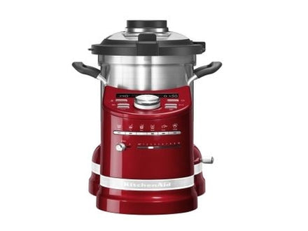 4.5L Artisan Cook Processor - Empire Red KCF0103