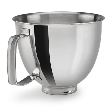 2.8L Mini Stainless Steel Bowl for Mini Stand Mixer 5KSM35SSFP
