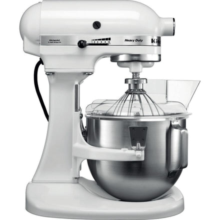 4.7L Heavy Duty Bowl-Lift Stand Mixer White Refurb KPM5