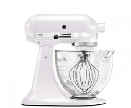 4.8L Artisan Tilt-Head Stand Mixer - Frosted Pearl Refurb KSM170
