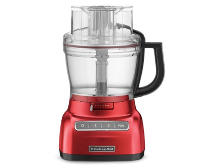 13 Cup Artisan Food Processor with ExactSlice™ System - Empire Red Refurb KFP1333