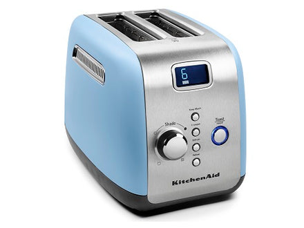 2 Slice Automatic Toaster - Blue Velvet Refurb KMT223