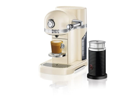 Nespresso® Espresso Maker by KitchenAid® - Almond Cream Refurb