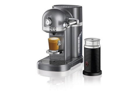 Nespresso® Espresso Maker by KitchenAid® - Medallion Silver Refurb