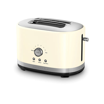 2 Slice Toaster - Almond Cream Refurb 5KMT2116