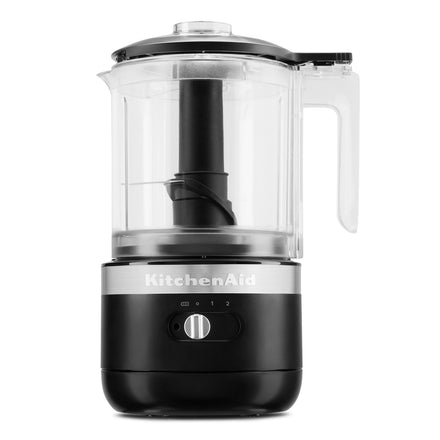 KitchenAid Cordless Food Chopper | Matt Black
