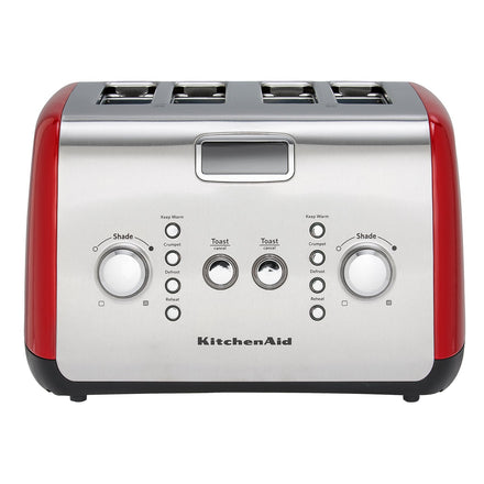 KMT423 4 Slice Toaster Red Refurb