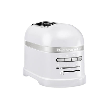2 Slice Pro Line® Series Automatic Toaster - Frosted Pearl Refurb KMT2204