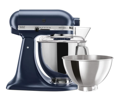 4.8L Artisan Stand Mixer - Ink Blue Refurb KSM160
