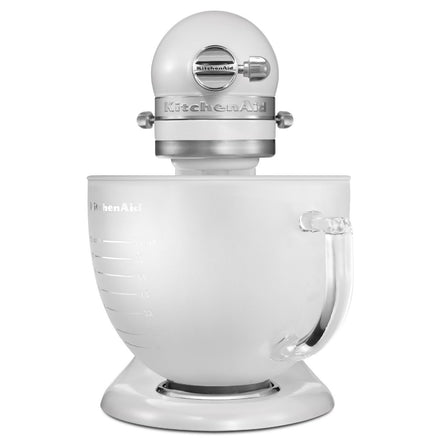 4.7L Frosted Glass Bowl for Tilt-Head Stand Mixer K5GBF