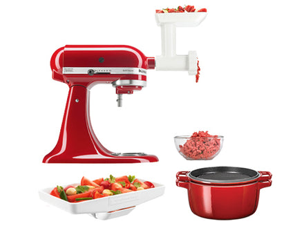 KSM170 CandyApple Mixer Bundle