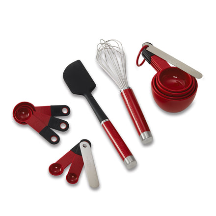 100 Year Queen Of Hearts Baking Utensil Set KX400EXSDI