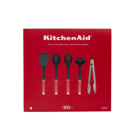 100 Year Queen Of Hearts Culinary Utensil Set KX401EXSDI