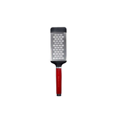 Classic Flat Grater Empire Red