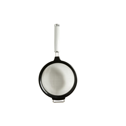 Classic Stainless Steel Strainer White