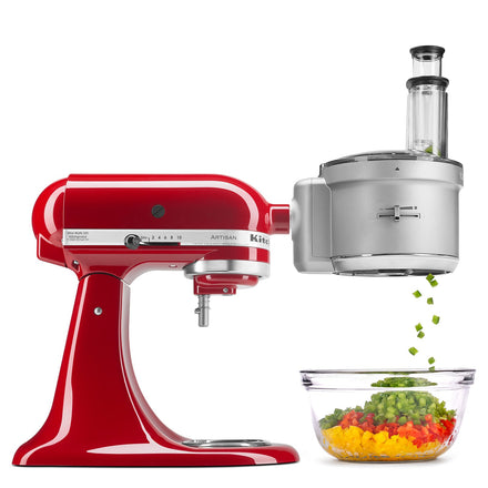 Food Processor Attachment for Stand Mixer KSM12FPA
