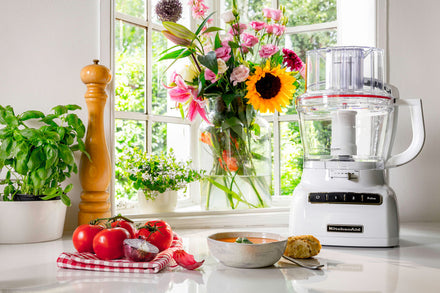 13 Cup Classic Food Processor with ExactSlice™ System KFP1325