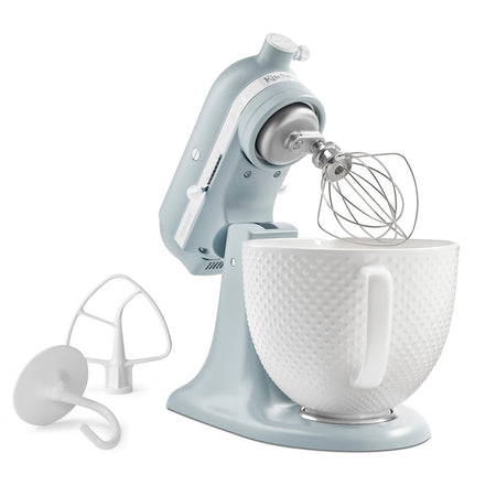 4.8L Limited Edition 100 Year Misty Blue Tilt-Head Stand Mixer KSM180