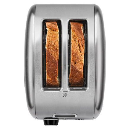 2 Slice Automatic Toaster - Stainless Steel Refurb KMT223