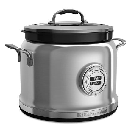 KMC4244 Multi Cooker Medallion Silver Refurb