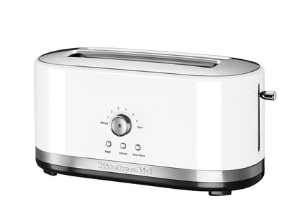 4 Slice Long Slot Toaster with High Lift Lever KMT4116