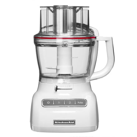 13 Cup Classic Food Processor with ExactSlice™ System - White Refurb KFP1325
