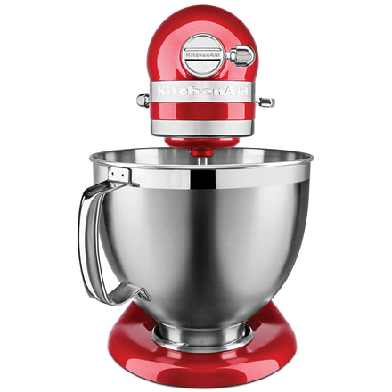 4.8L Artisan Tilt-Head Stand Mixer - Candy Apple Red Refurb KSM177