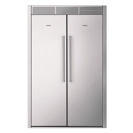 Side by Side Built-In Fridge-Freezer