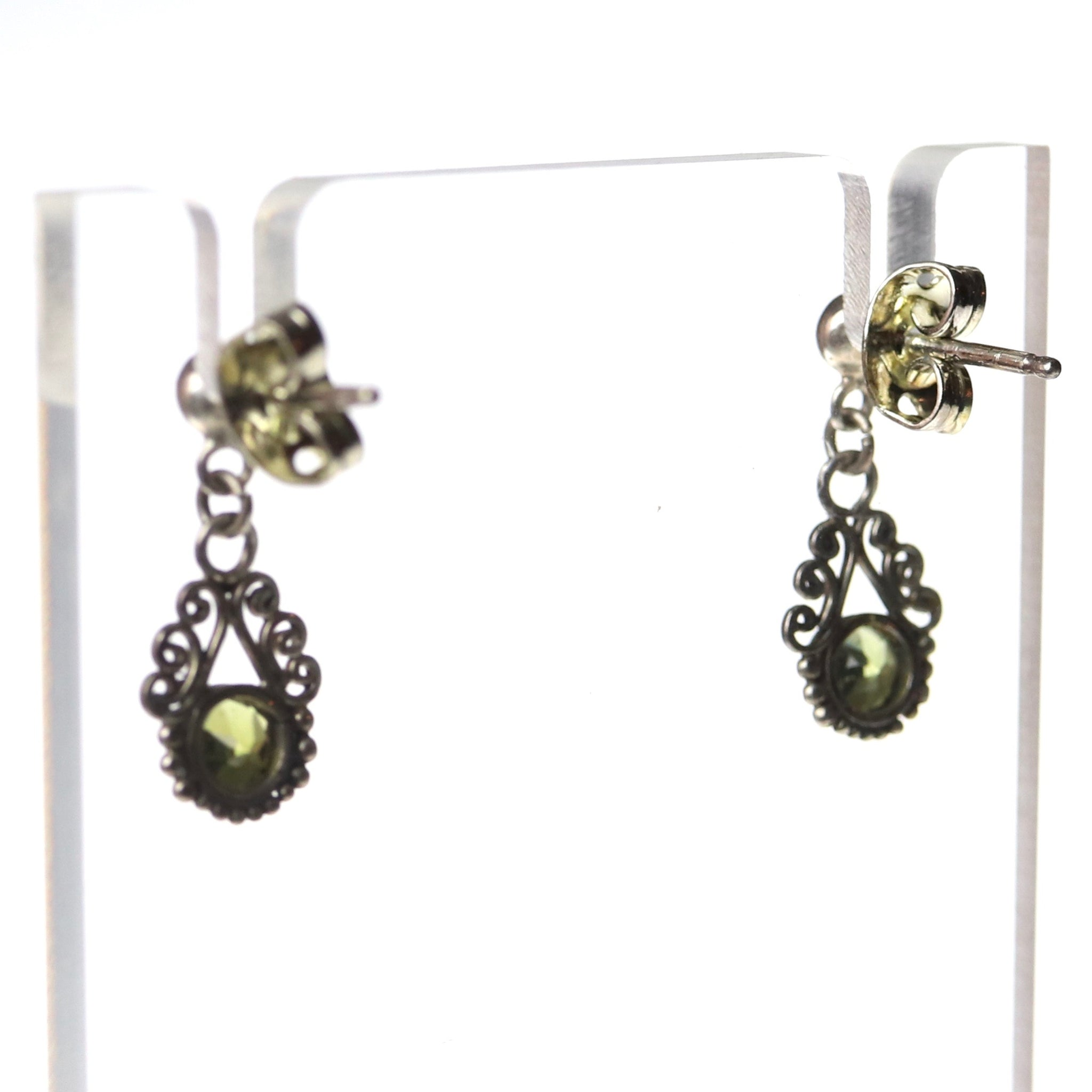 The Adelphi Teardrop Earrings