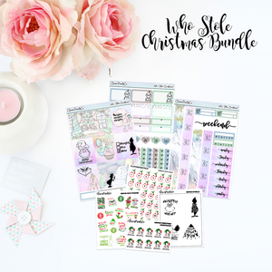 BUNDLE FOILED Who Stole Christmas Collection