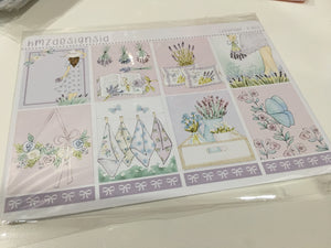 OVERSTOCK - EC Weekly Kit Mini - Lavender Field