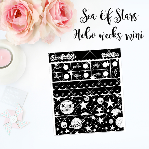HOBONICHI Weeks Weekly Kit Mini - Sea Of Stars