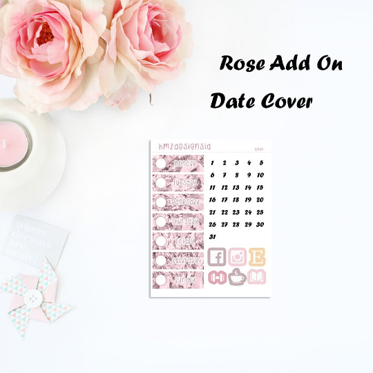 OVERSTOCK - Rose Add On