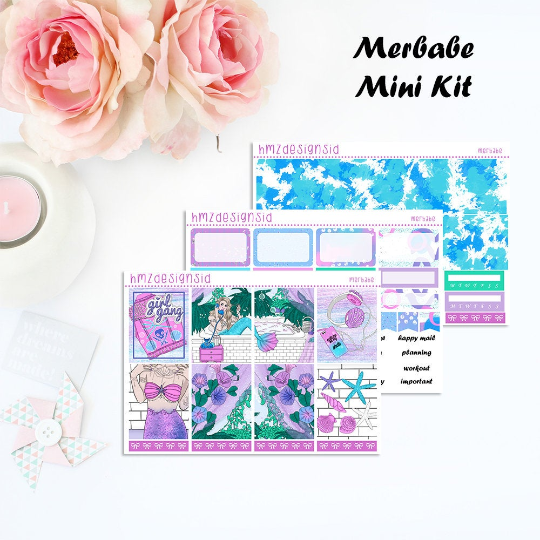 OVERSTOCK - EC Weekly Kit Mini - Merbabe