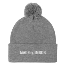 Load image into Gallery viewer, MADEbyJIMBOB Pom-Pom Beanie