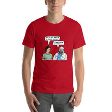 "Load image into Gallery viewer, ""Paranoid"" Short-Sleeve Unisex T-Shirt"