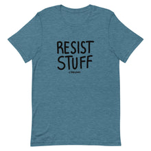 "Load image into Gallery viewer, ""Resist Stuff"" Short-Sleeve Unisex T-Shirt"